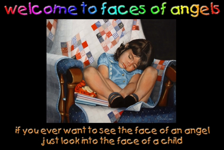 Welcome to Faces of Angels